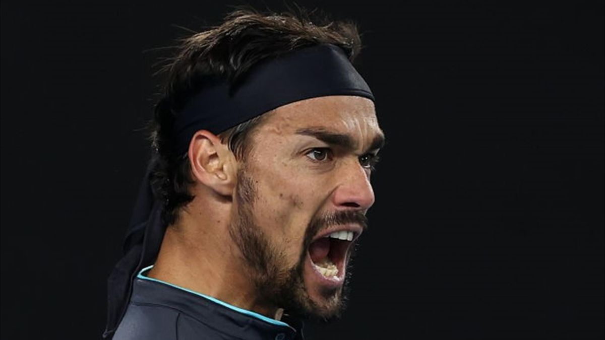 Fabio Fognini - Australian Open 2021