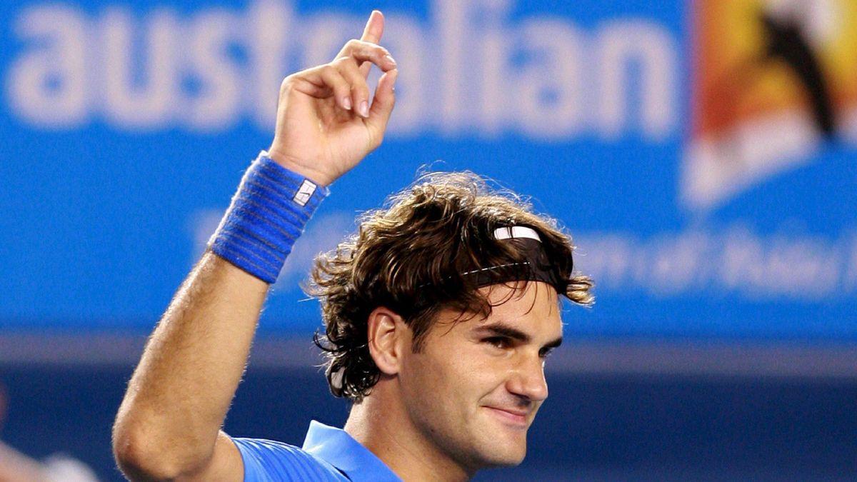#MeciuriMemorabile Australian Open: Federer - Tipsarevic 2008