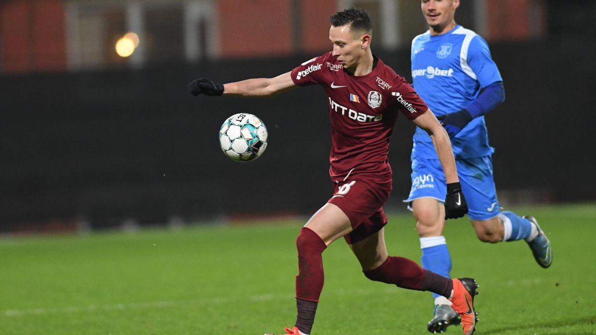 Poli Iași - CFR Cluj 1-0