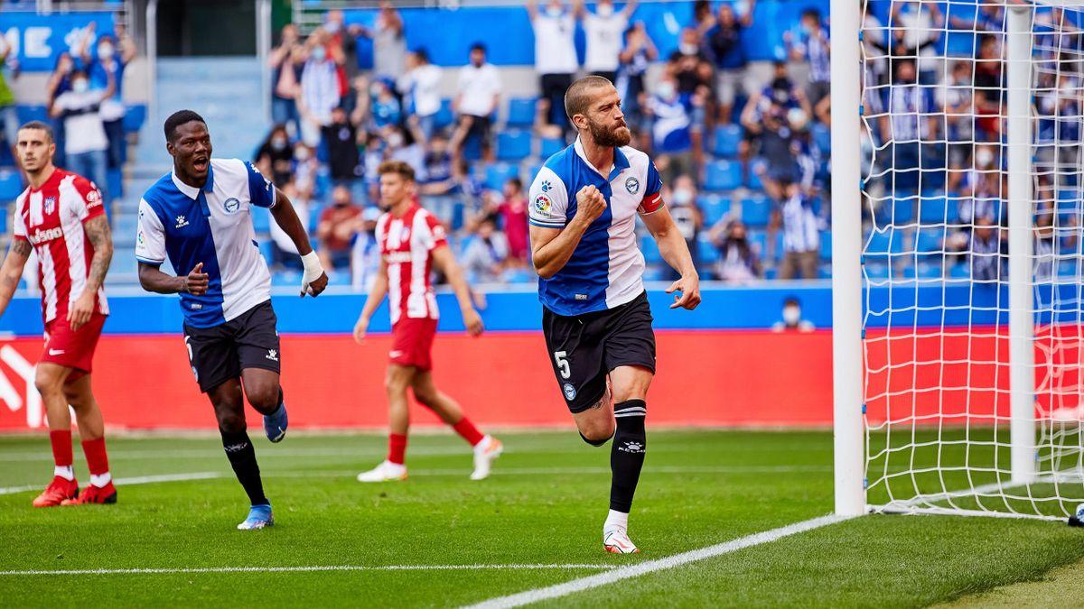 Laguardia Alavés-Atlético de Madrid