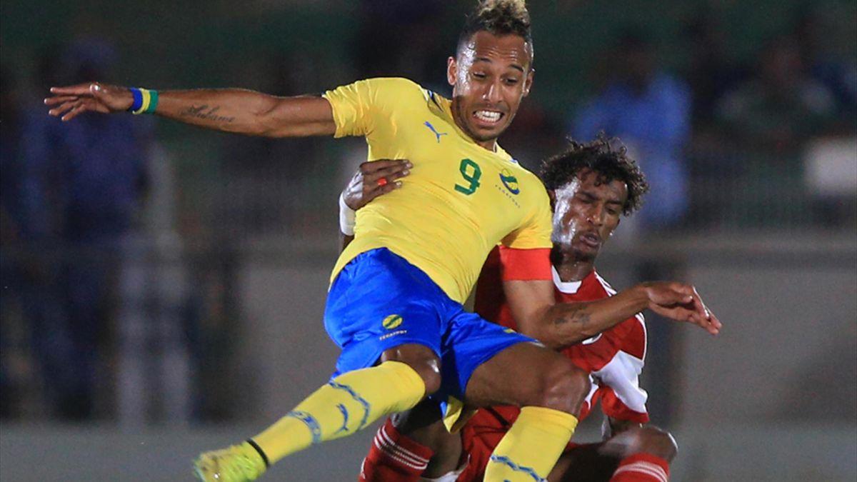 Pierre-Emerick Aubameyang blieb am Samstag ohne Treffer
