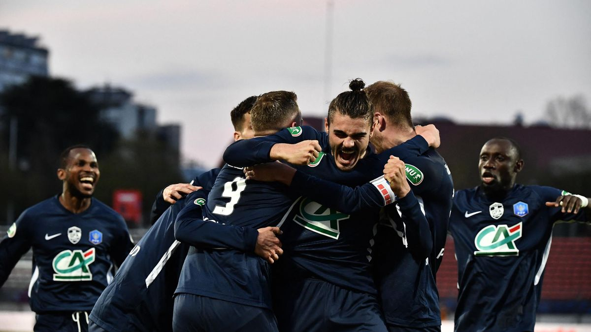 Rumilly Vallières est en demi-finale de Coupe de France