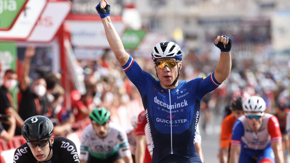 La Vuelta | Achtste etappe is een klassieke sprintersrit en opnieuw prooi voor Jakobsen
