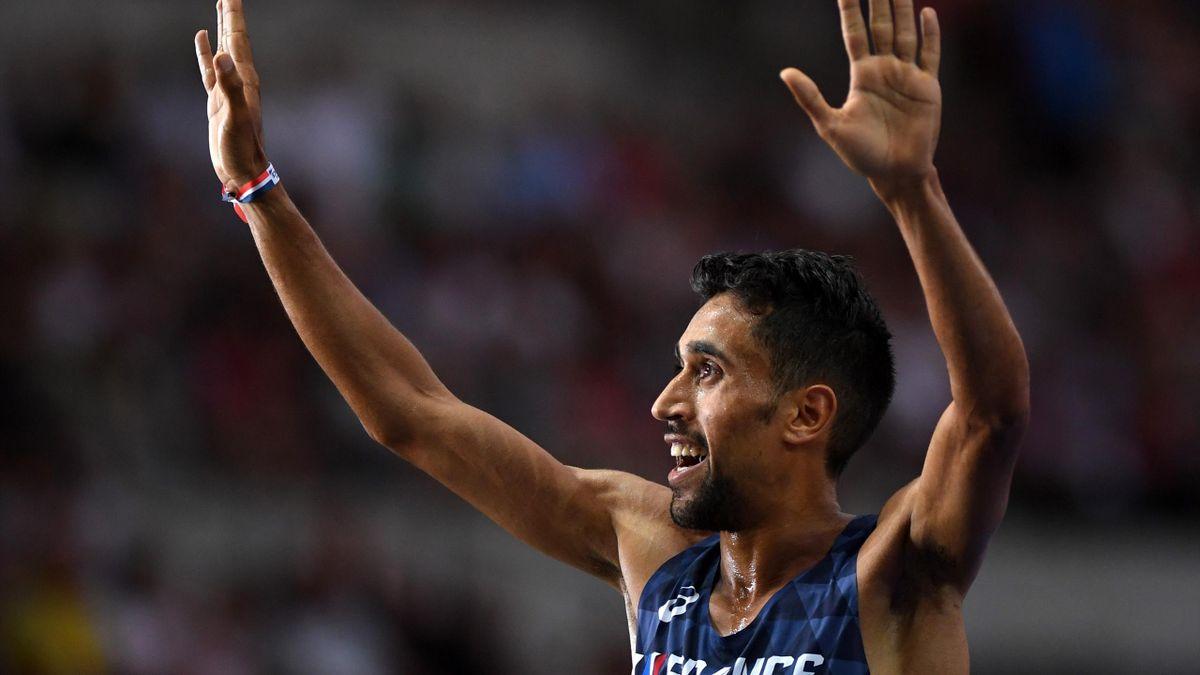 Morad Amdouni en bronze sur le 500m - Championnats d'Europe 2018