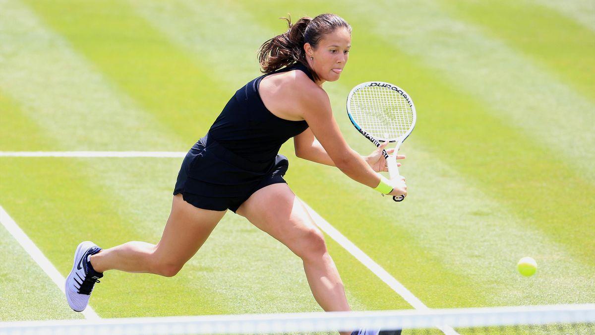 Дарья Касаткина, Россия, WTA Бирмингем