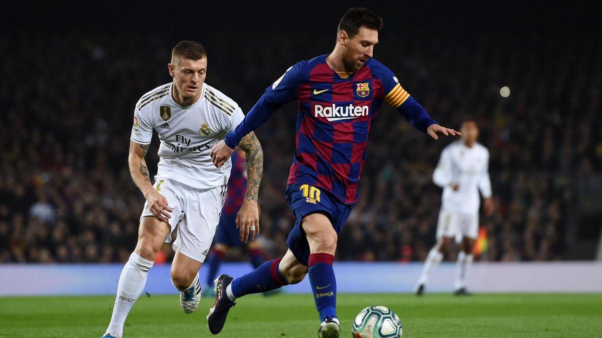 Jucătorii lui Real Madrid nu cred că Messi va pleca