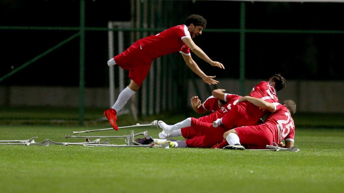 Türkiye Ampute A Milli Futbol Takımı