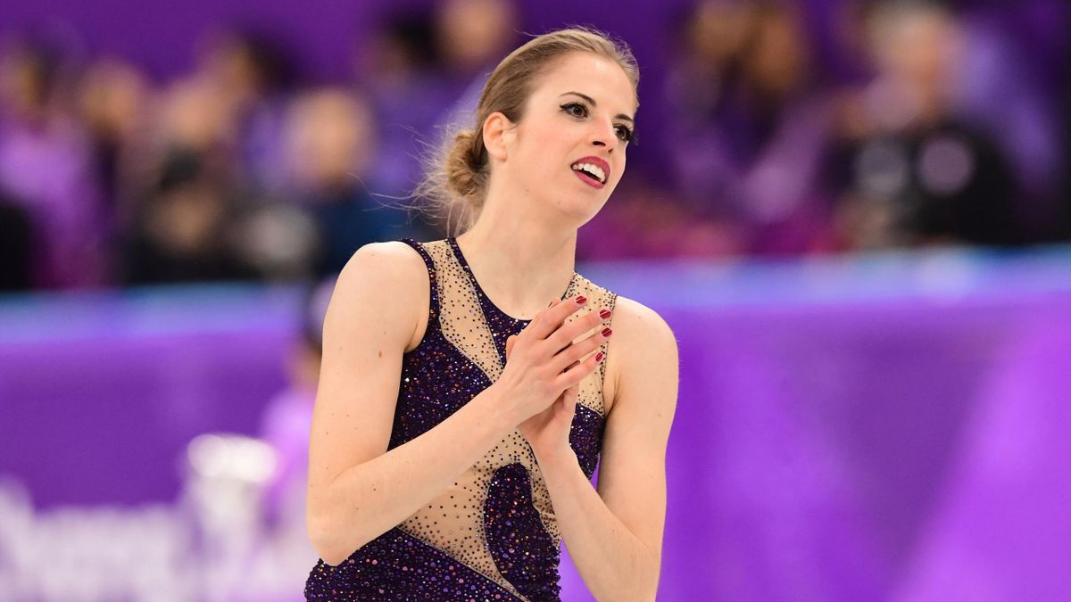 Carolina Kostner, Sochi 2018
