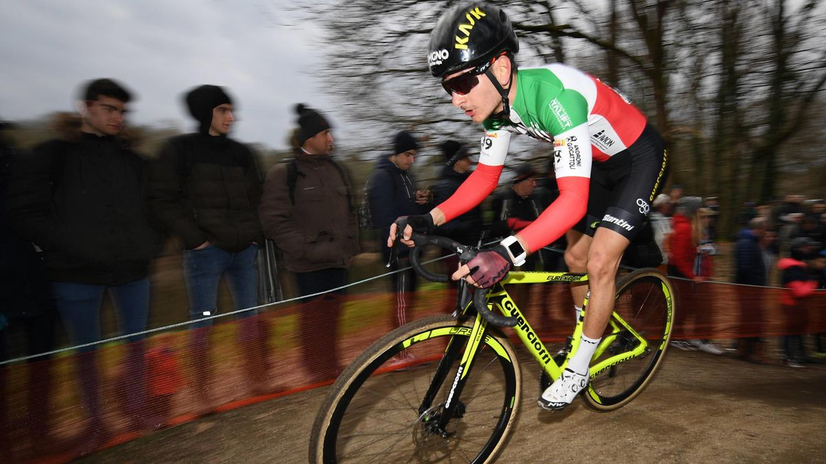 Gioele Bertolini - World Cup Ciclocross 2019 - Imago pub only in ITAxGERxSUIxAUT