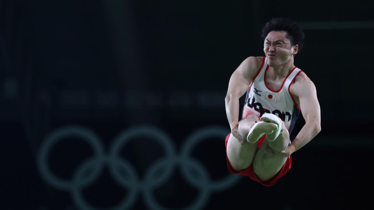 Japanner Masaki Ito op de Spelen van 2016