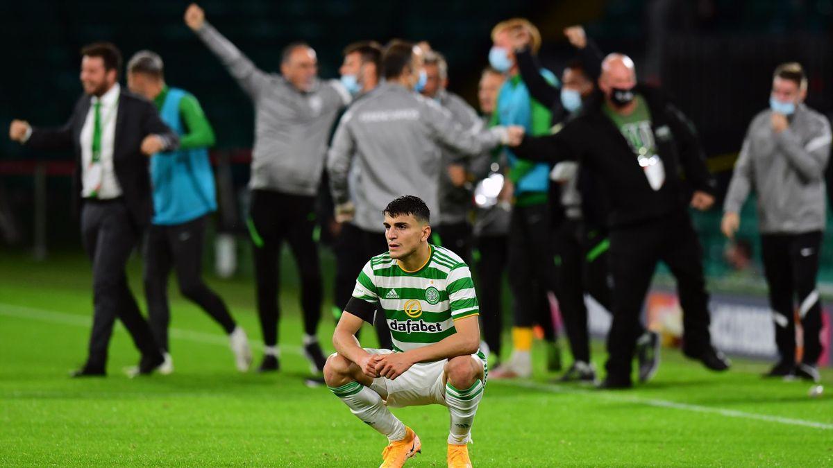 Celtic a fost eliminată din preliminariile Champions League de Ferencvaros