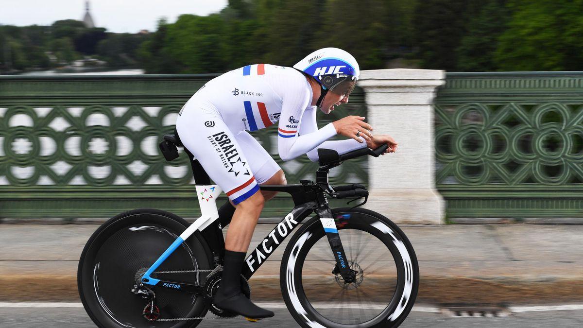 Alex Dowsett greift im November den Stundenweltrekord an