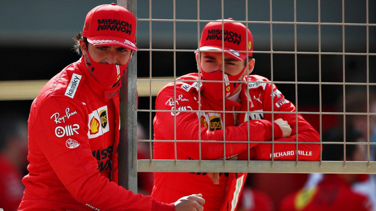 Charles Leclerc insieme a Carlos Sainz: che cosa ci si può attendere da loro a Baku?