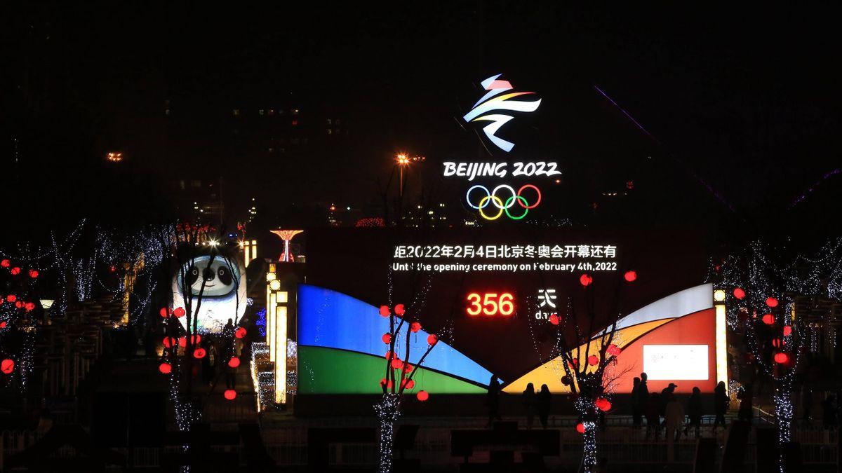 Die Winterspiele 2022 finden in Peking statt