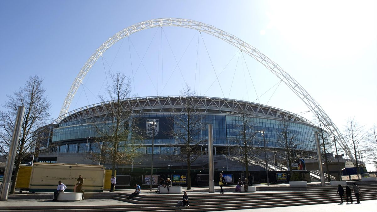FA headquarters at Wembley Stadium