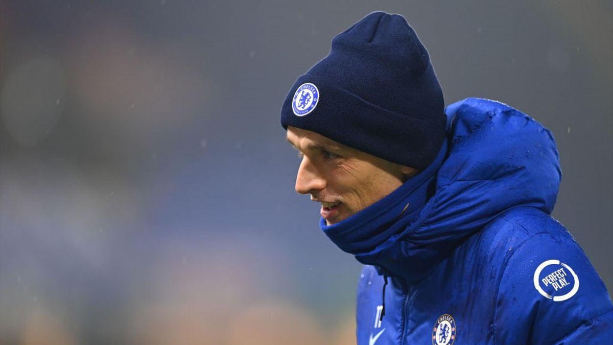 Thomas Tuchel ist neuer Trainer beim FC Chelsea