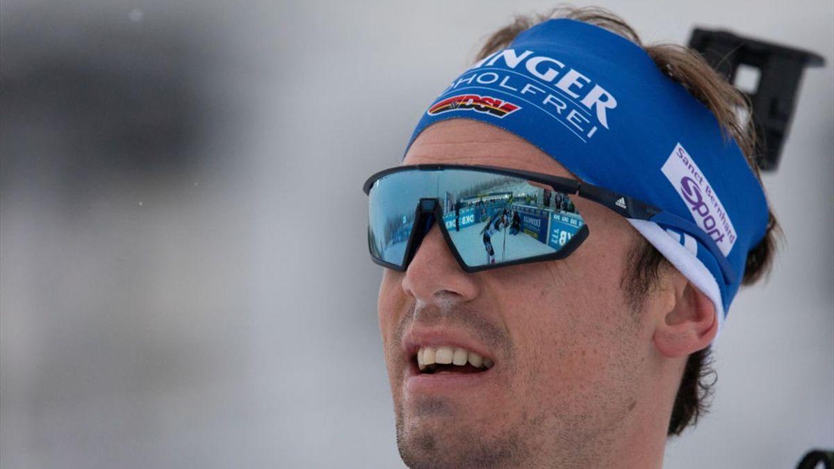 Simon Schempp ist in Oberhof in den Biathlon-Weltcup zurückgekehrt