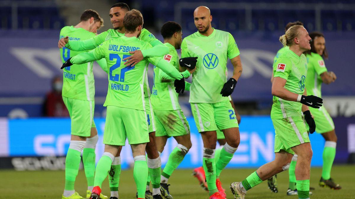 Wolfsburg facile vainqueur de Bielefeld (3-0).