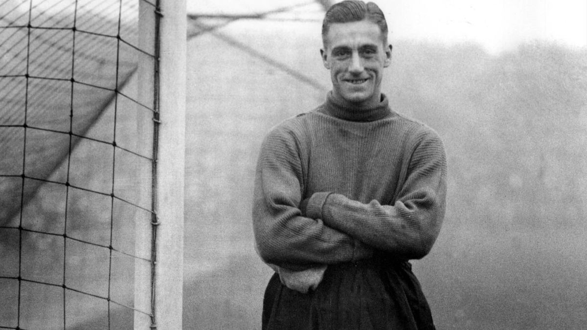 Gehörte damals zur Mannschaft: Keeper George Swindin