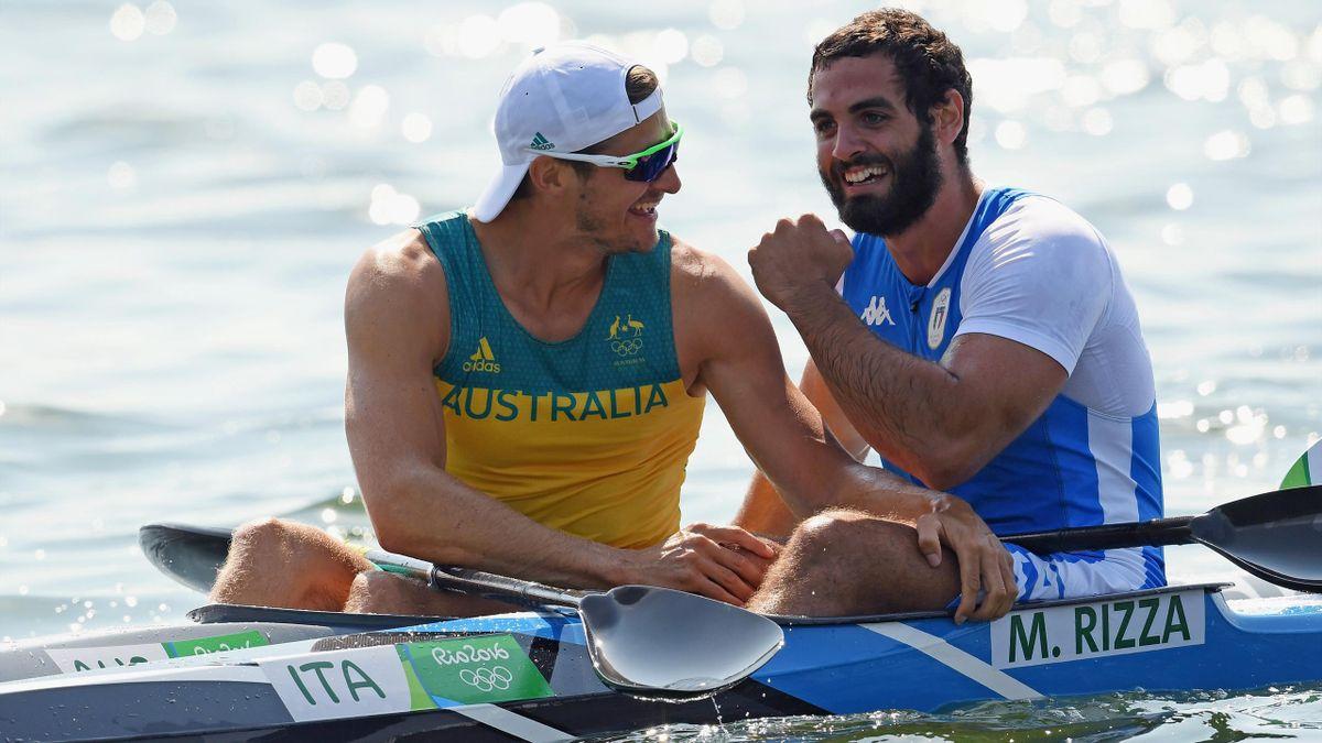 Manfredi Rizza a Rio 2016