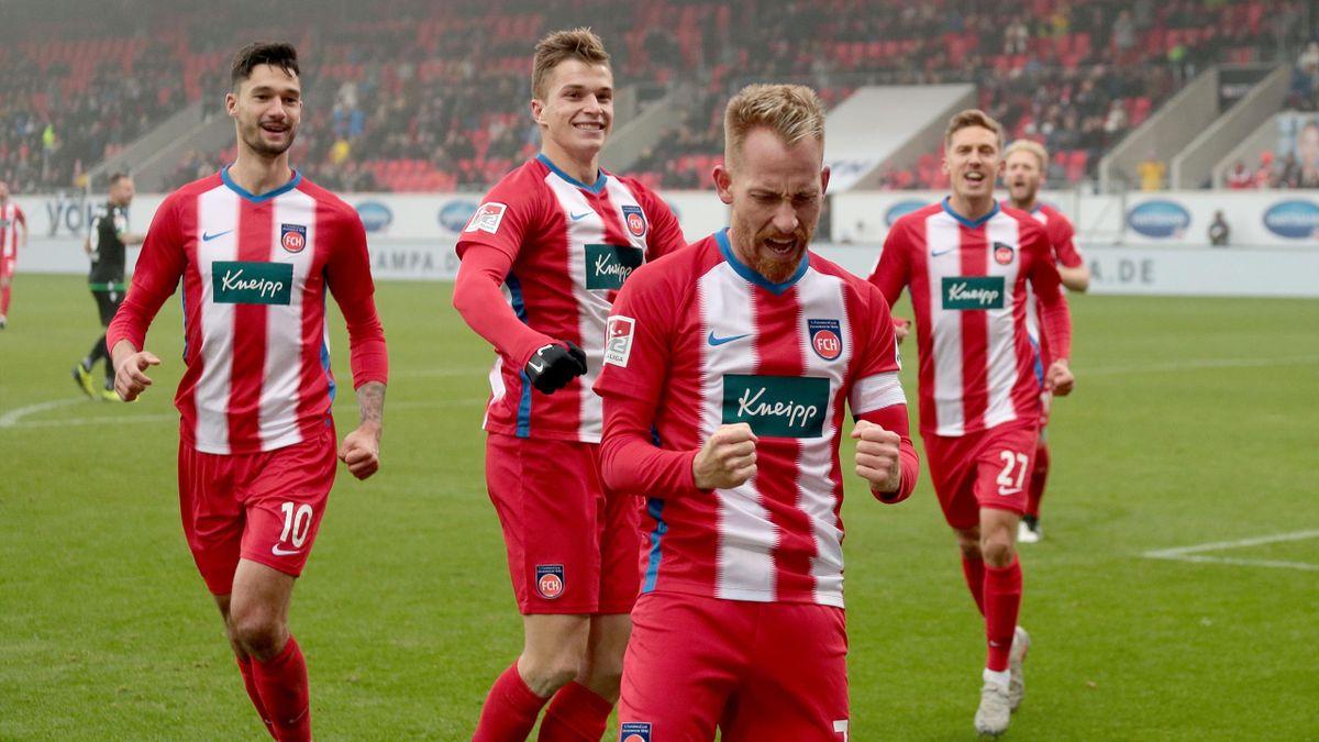 Der 1. FC Heidenheim geht als Underdog in die Bundesliga-Relegation gegen Werder Bremen