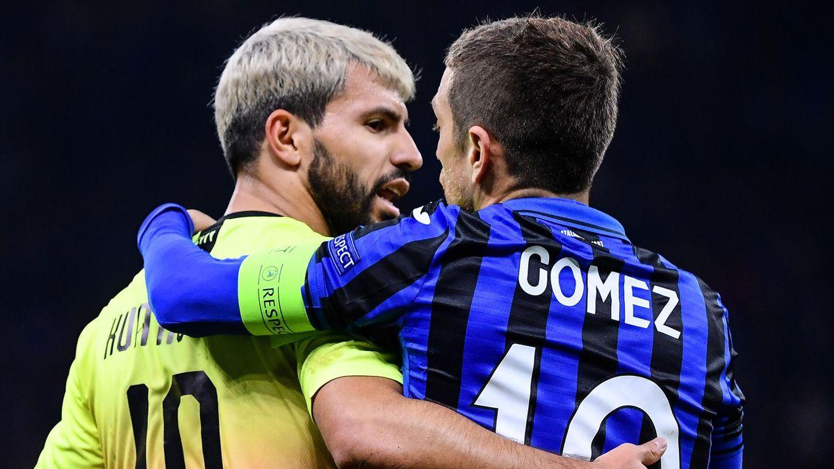 Papu Gomez ar fi avut ocazia să îl întâlnească pe Aguero mult mai devreme, în Liga Campionilor, dacă semna cu Atletico Madrid