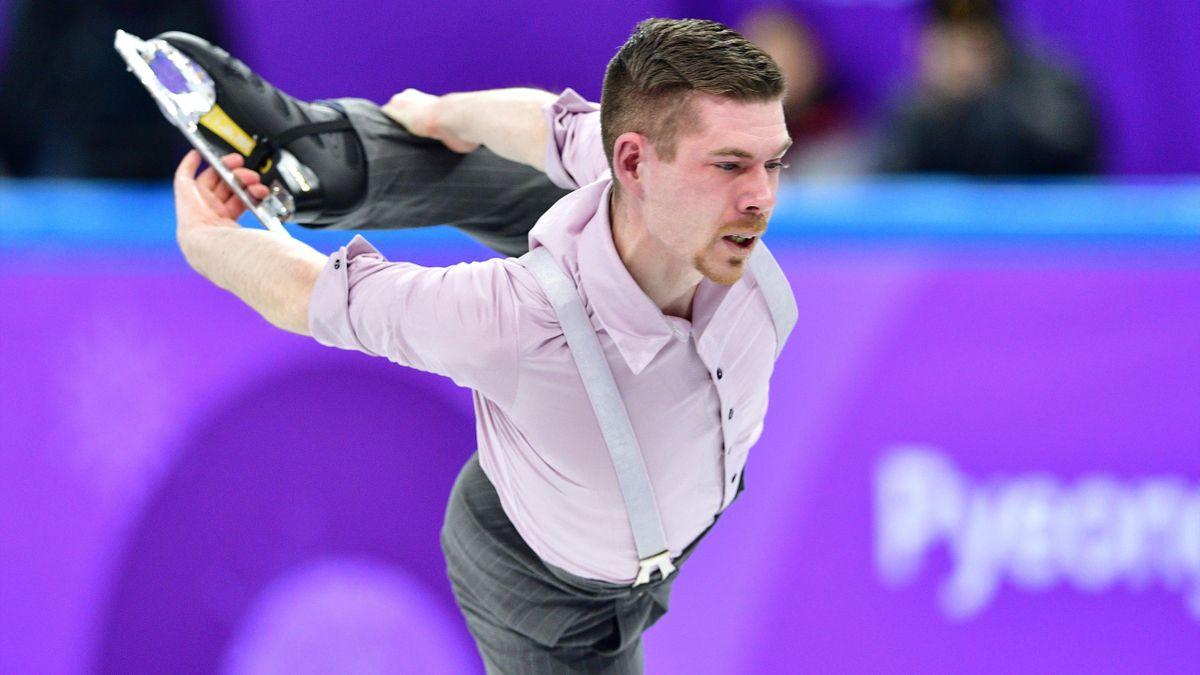 Olympia 2018 - Paul Fentz (Deutschland)