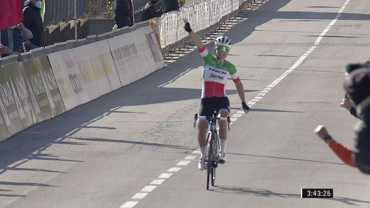 Longo Borghini powers to Trofeo Alfredo Binda win