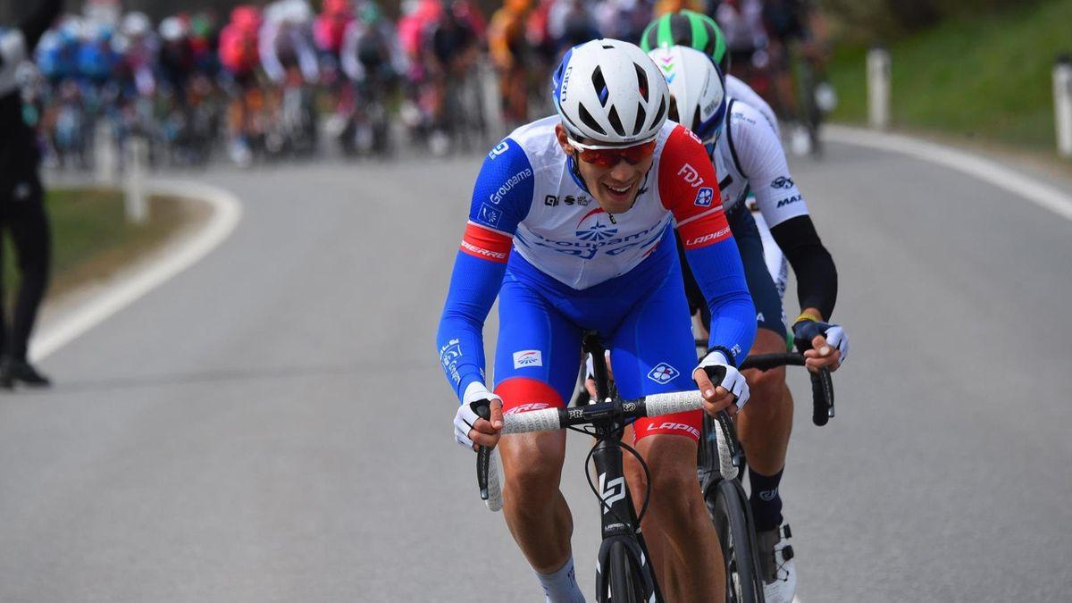 Valter Attila - Équipe Cycliste Groupama-FDJ (@GroupamaFDJ on Twitter)
