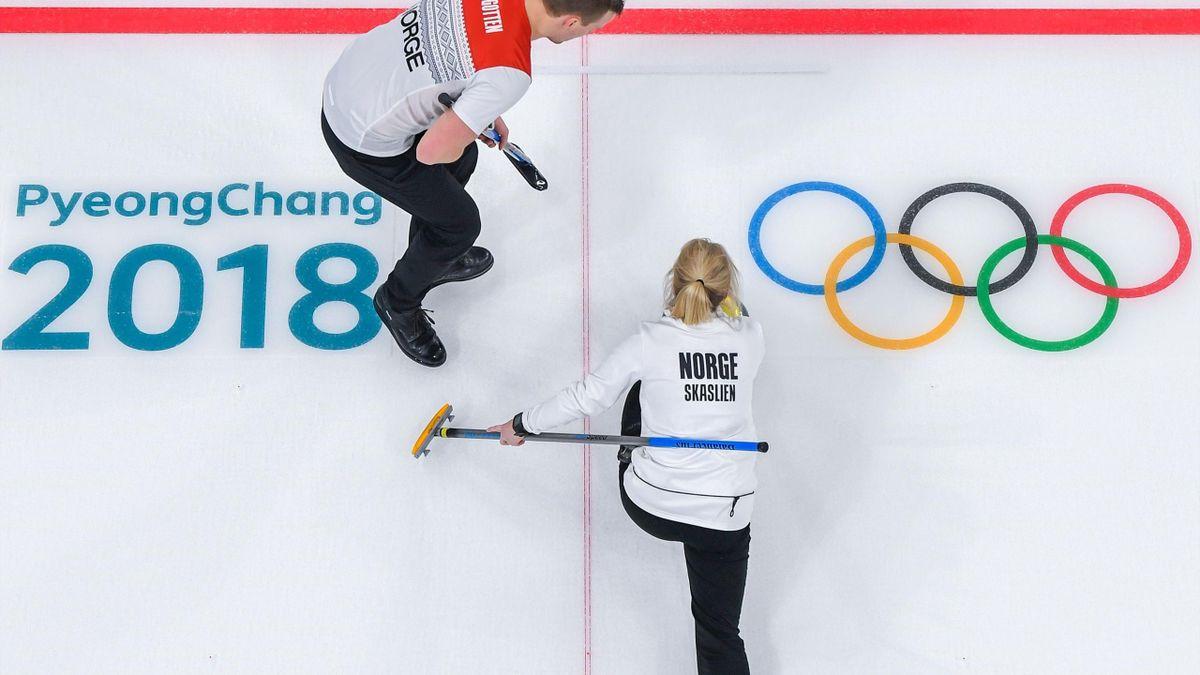 Olympia 2018: Norwegen zieht ins Halbfinale ein