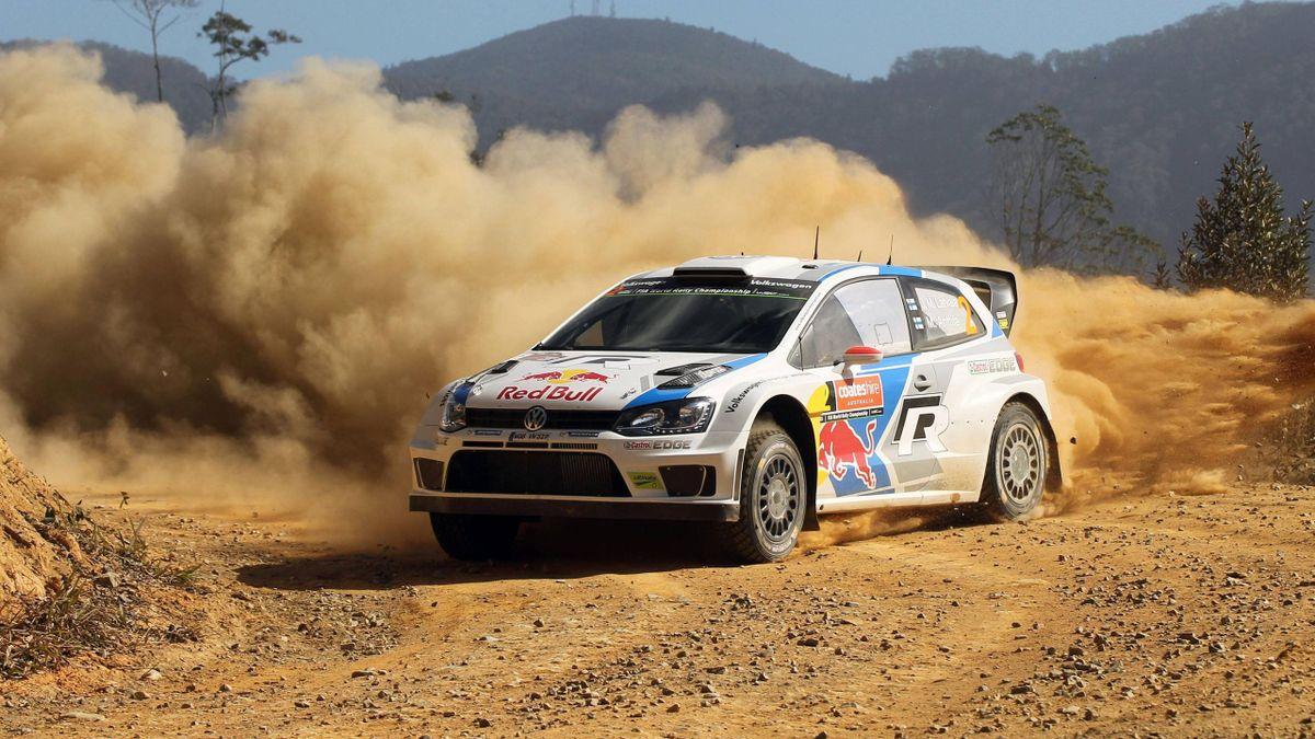 VW feiert in Australien einen Dreifachsieg