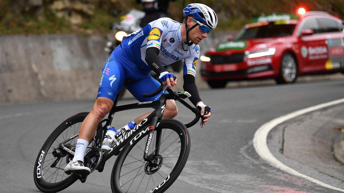 Sam Bennett of Ireland and Team Deceuninck - Quick-Step