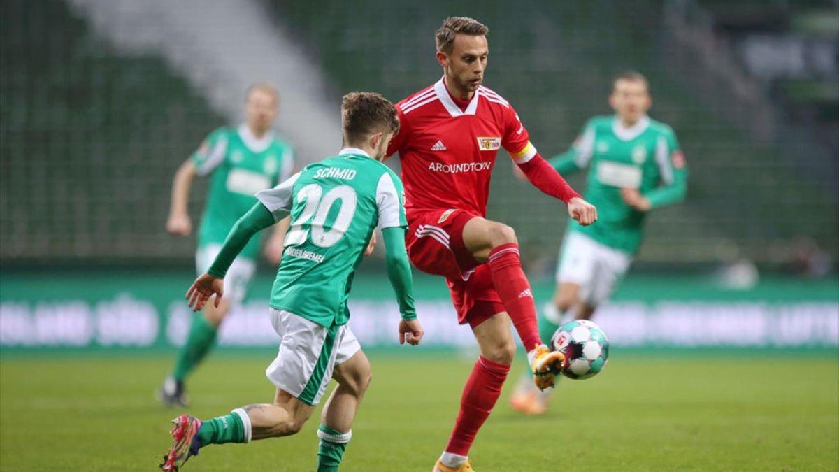SV Werder Bremen gegen Union Berlin