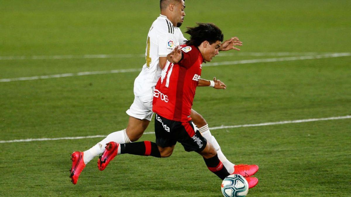 Luka Romero a debutat la 15 ani şi 219 zile