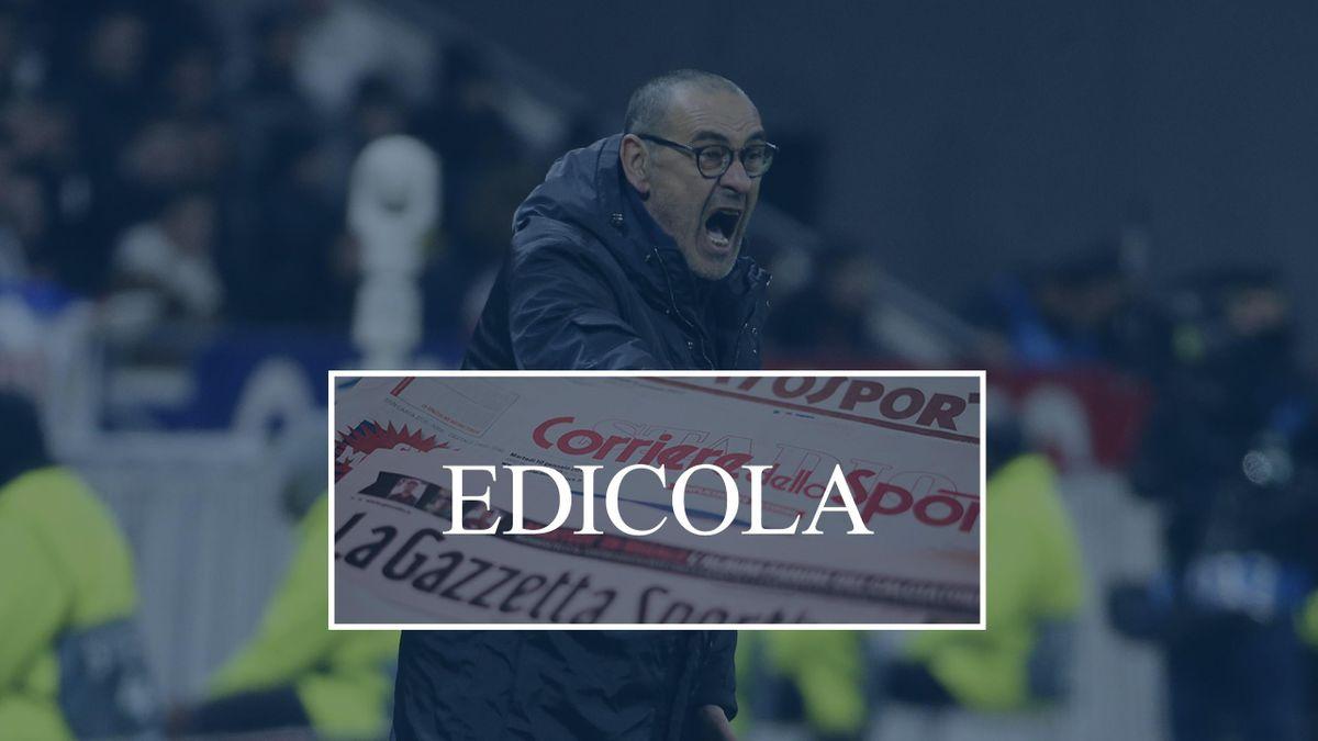 Edicola Sarri