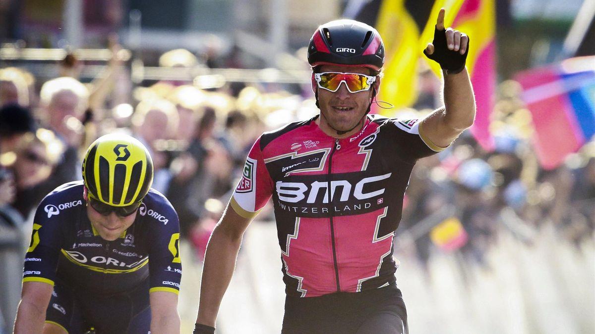 Greg Van Avermaet (BMC) vence en la Gante-Wevelgem