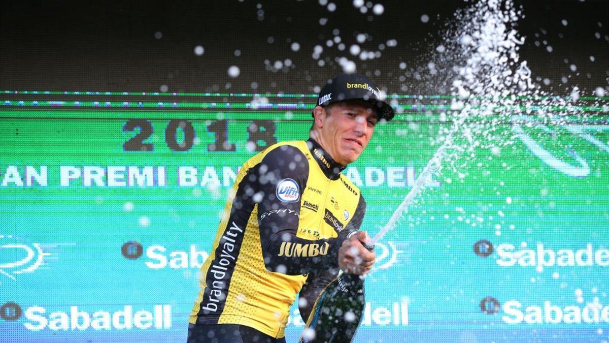 Cycling: 69th Volta a la Comunitat Valenciana 2018 / Stage 1Cycling: 69th Volta a la Comunitat Valenciana 2018 / Stage 1