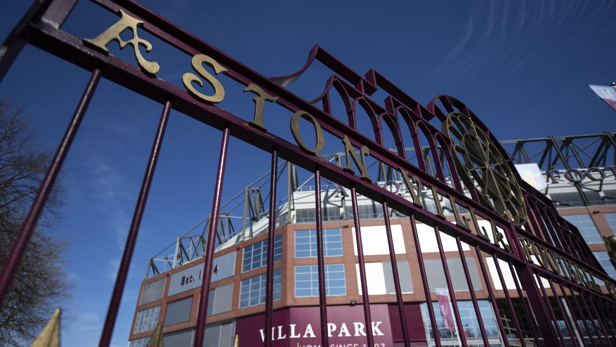 A second Premier League match due to be played at Villa Park has been postponed.
