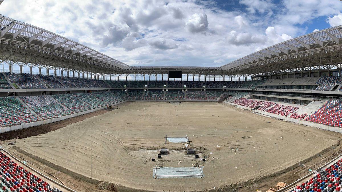"Noul stadion ""Steaua"" e, aproape finalizat"