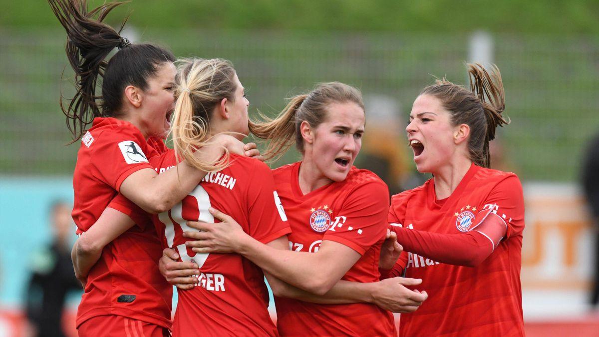 Fc Bayern Frauen Spielplan