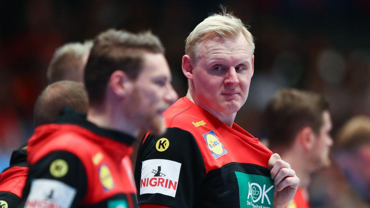 Patrick Wiencek (r.) verzichtet auf die Teilnahme an der WM 2021