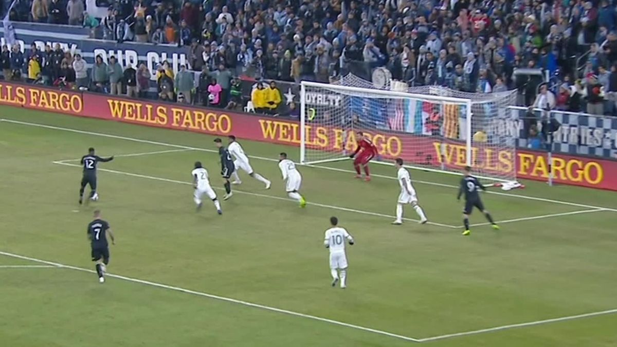 MLS Highlights - Kansas City vs. Portland Timbers