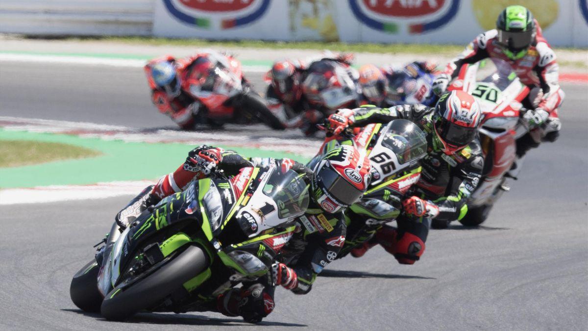 Jonathan Rea Superbike-WM