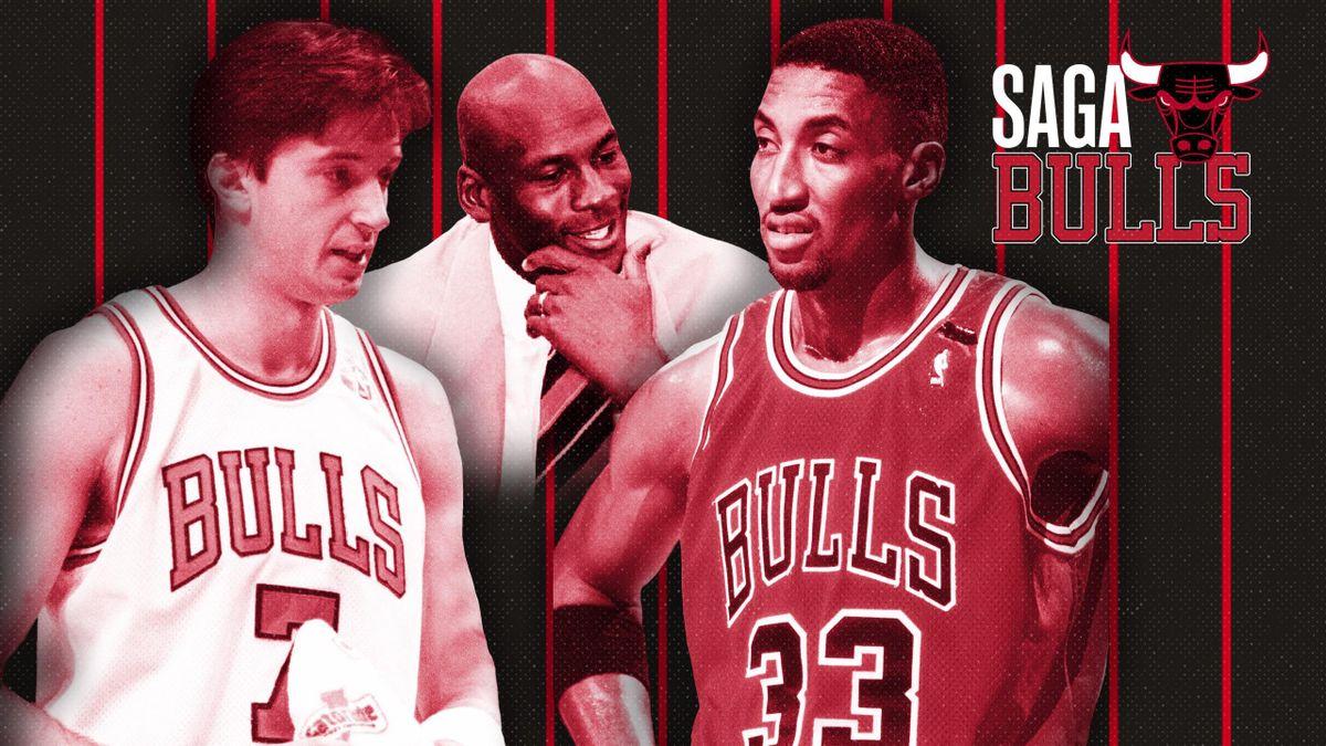 Saga Bulls, épisode 5 (Kukoc, Jordan, Pippen)
