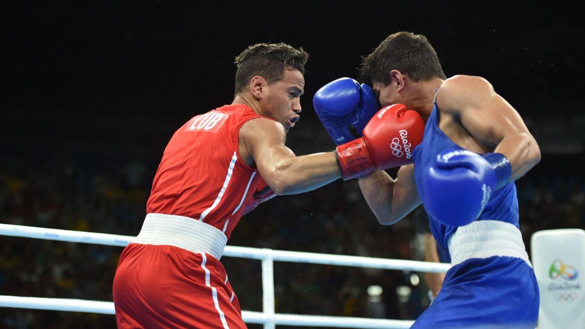 Boxing at Rio Olympics