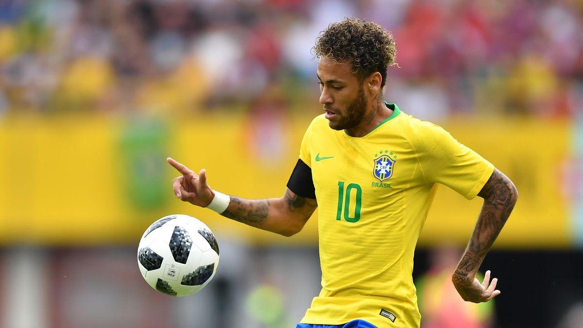 Neymar gegen Österreich