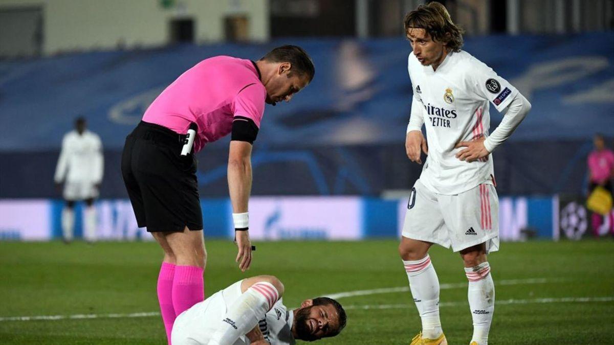 Real Madrid-Atalanta - Champions League 2020-2021