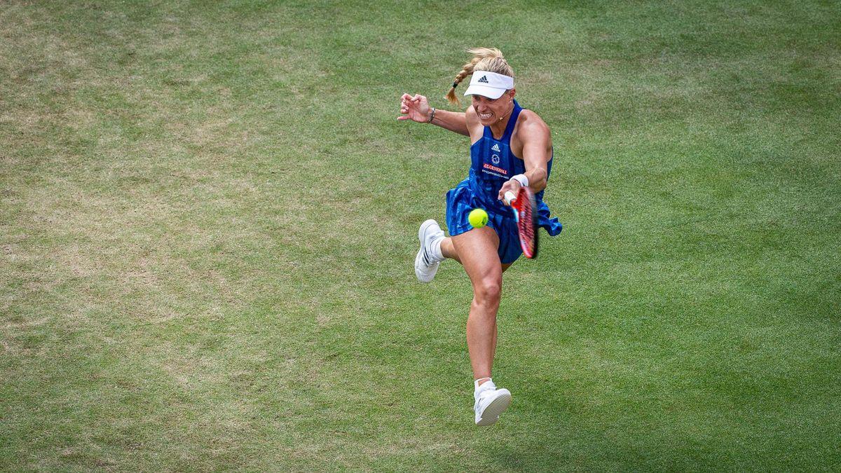Angelique Kerber in Aktion