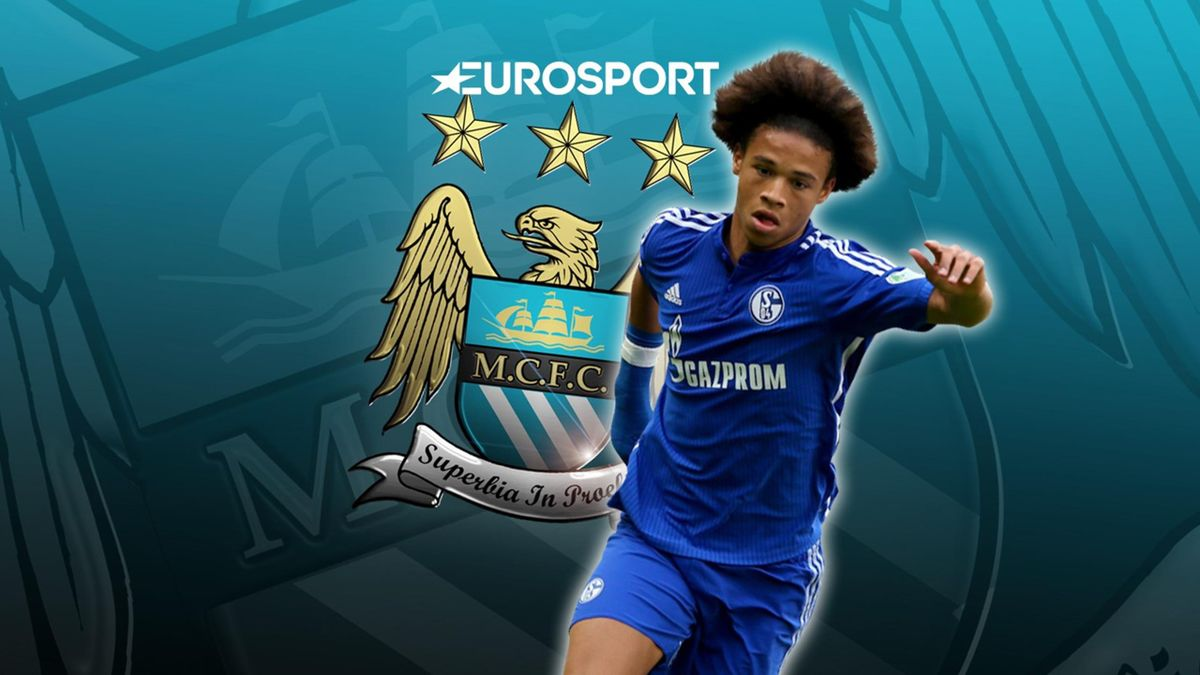 City make title statement by landing €50m Leroy Sane - Euro Papers
