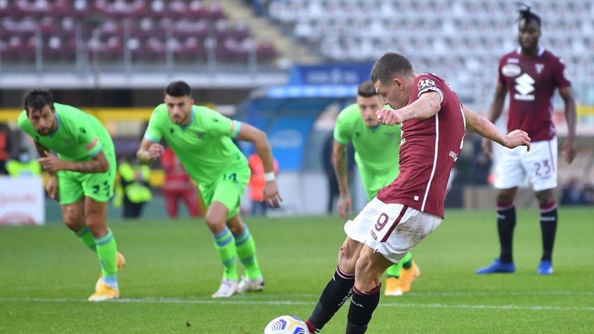 Andrea Belotti - Torino-Lazio Serie A 2020-21